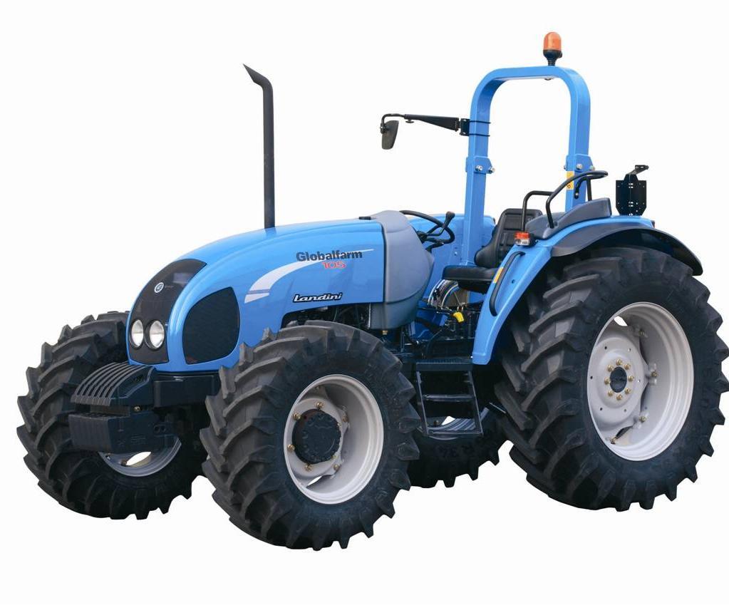 landini farm tractors