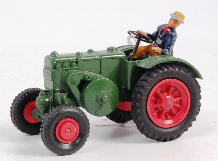 lanz farm tractors