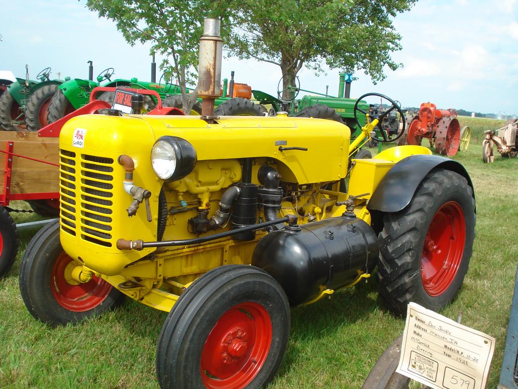 le roi farm tractors
