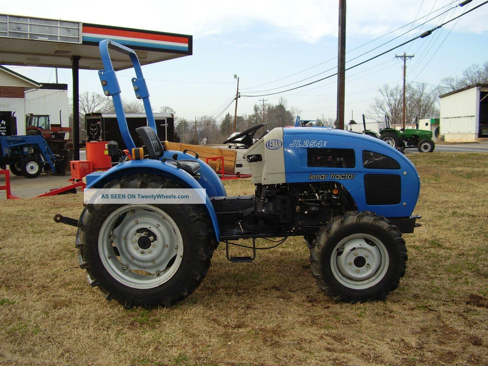 lenar farm tractors