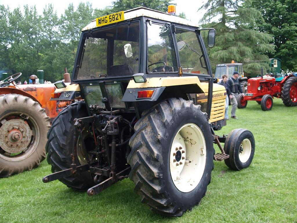 Marshall 802 Farm Tractors - 1982 | Marshall 802 Farm Tracto ...