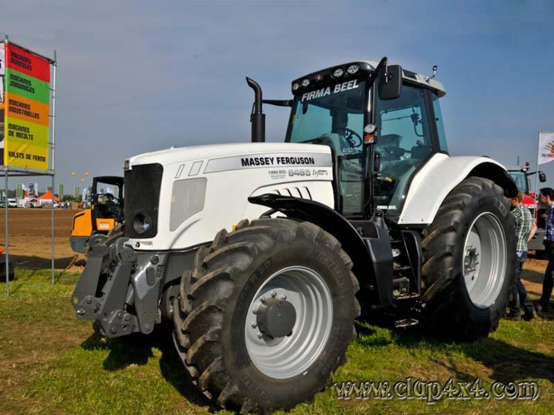 massey ferguson farm tractors