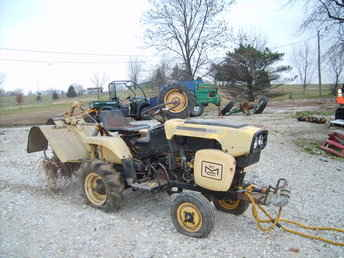 Original Ad: this tractor has a 12 horse water cooled kubota engine ...