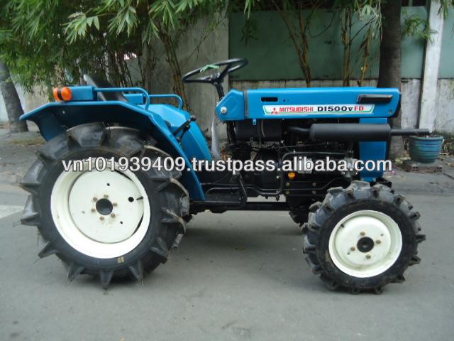 mitsubishi farm tractors