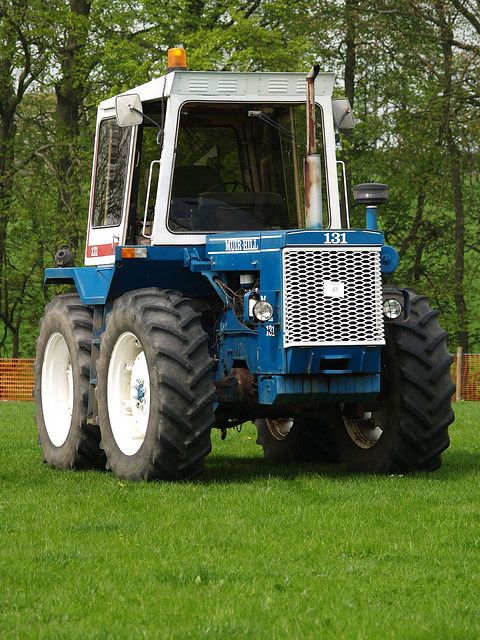 muir hill farm tractors