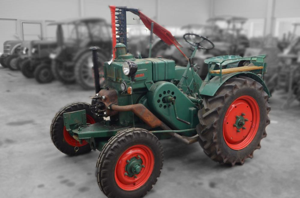 The Muller Antique Tractor Auction (#87057) 06/25/2016 6:00 PM CDT ...