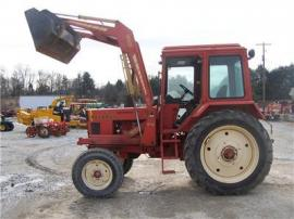 BELARUS 560 4x2 FARM TRACTOR LOADER CAB 65 HP ABSO