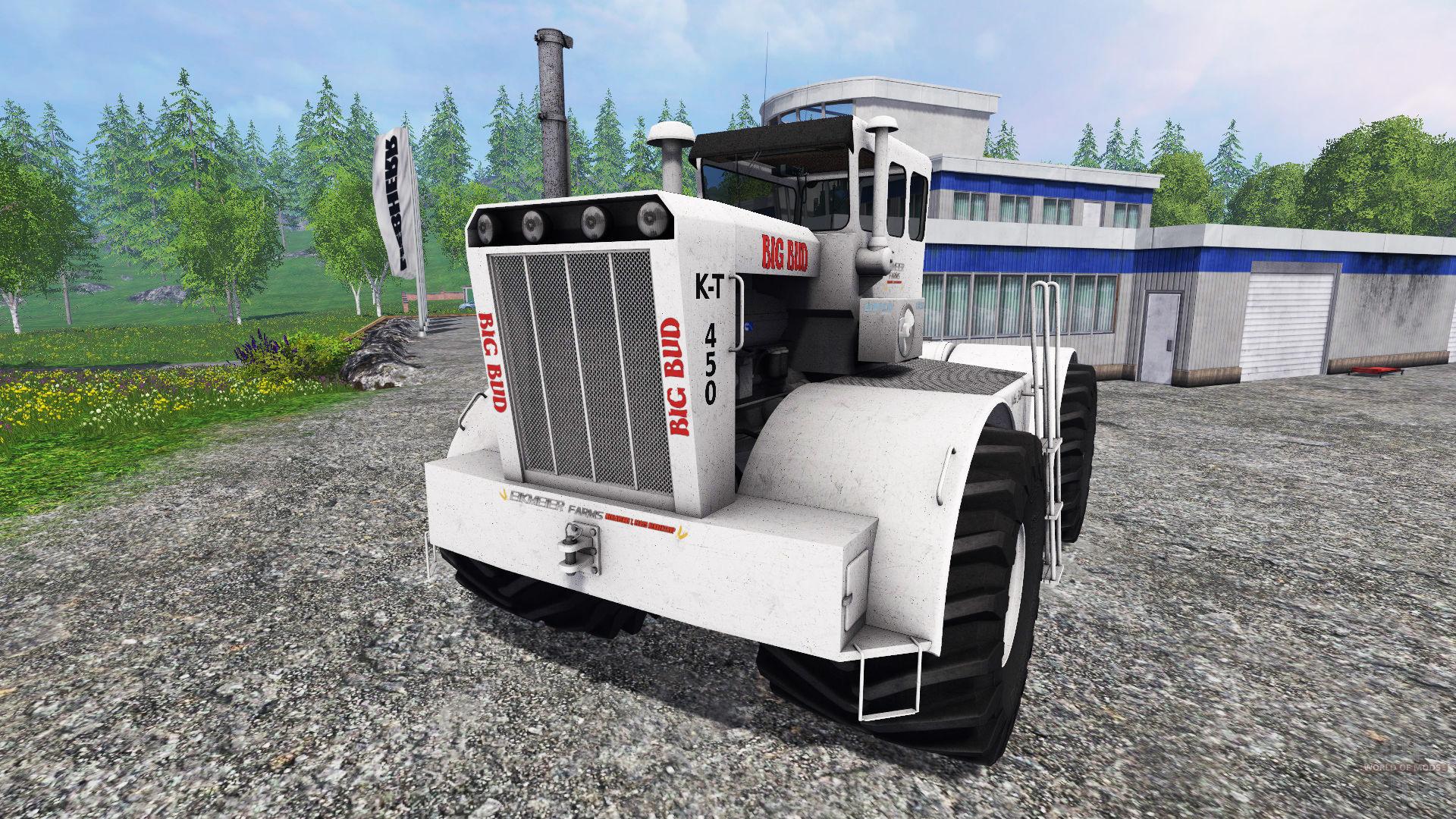Big Bud K-T 450 for Farming Simulator 2015