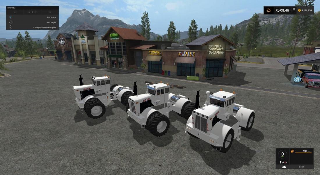 Big Bud KT-450 Restored v1.1 Tractors