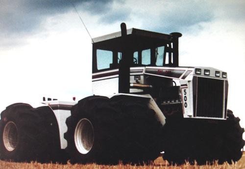 64 Big Bud 500 | Williams Big Bud Tractor | Big Sandy, Montana