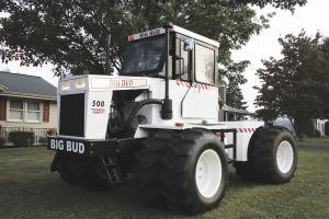 FARM SHOW - Big Bud 500 Still Big At 1/3rd Scale