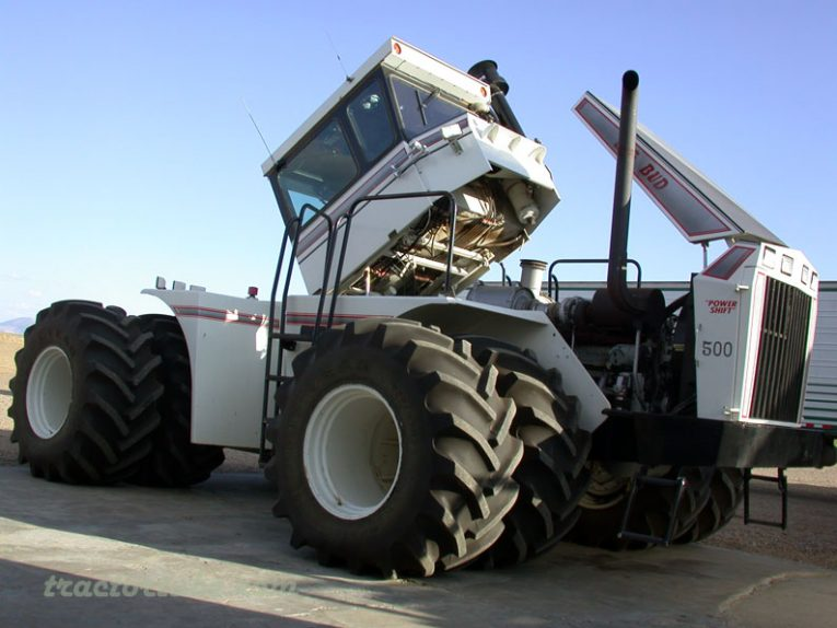 Big Bud 500 - TractorTube video news - Deutsch