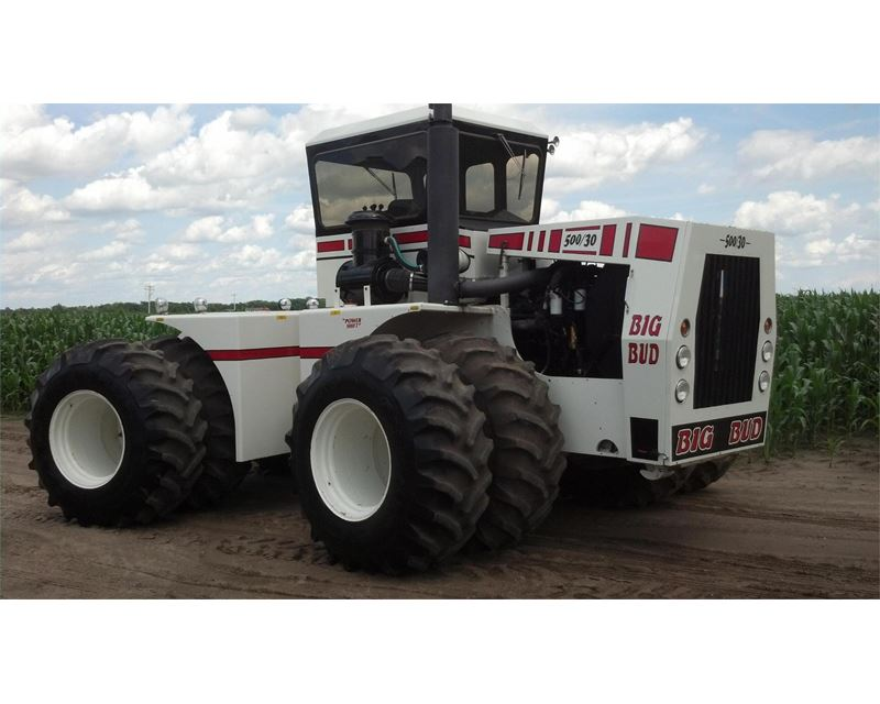 Big Bud 500/30 Tractors - 175 HP or Greater For Sale - Havre, MT ...