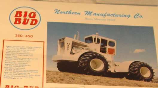 Image - Big Bud KT450 brochure - 1977.jpg | Tractor & Construction ...