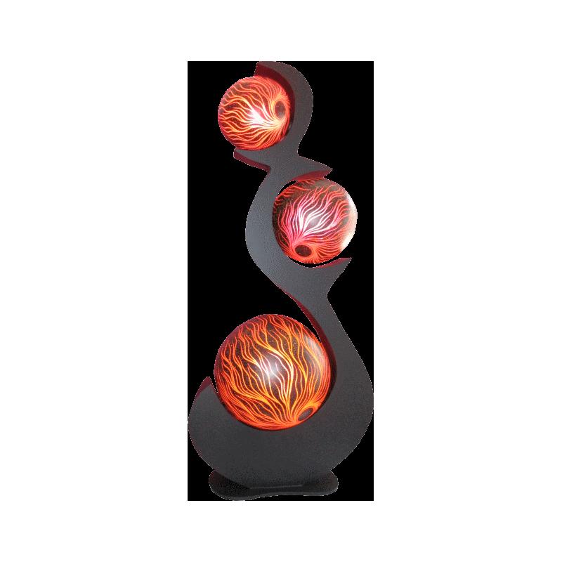Lampes > DESIGN > LAMPE BIMA/ 300 (3 boules)