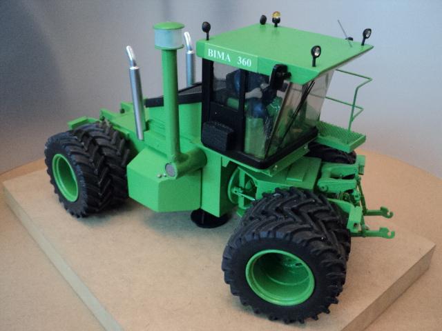 BIMA 360, Handgefertigtes Modell, 10 Stück gebaut, Billiger wie ein ...