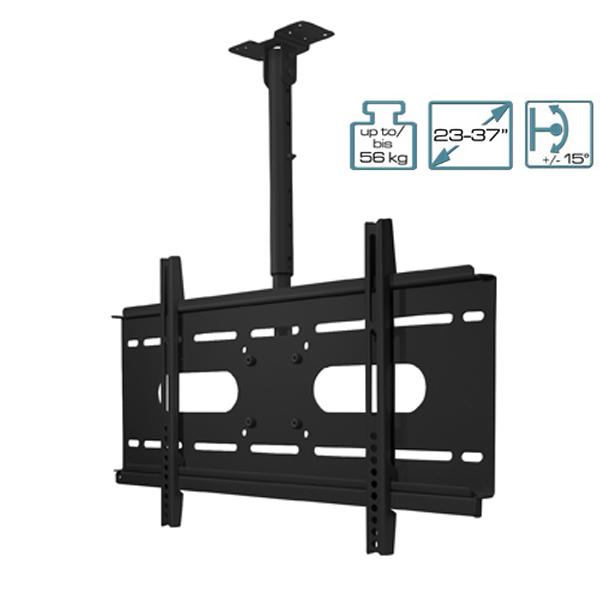 Bima Beamer Deckenhalterung 360 ° Schwenkbar +/- 15° Neigbar 3805 ...