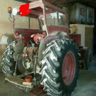 ... Aranjuez > Motor y Accesorios > Tractor Barreiros R545 Industrial