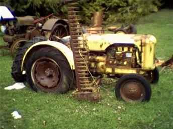centaur industrial tractors