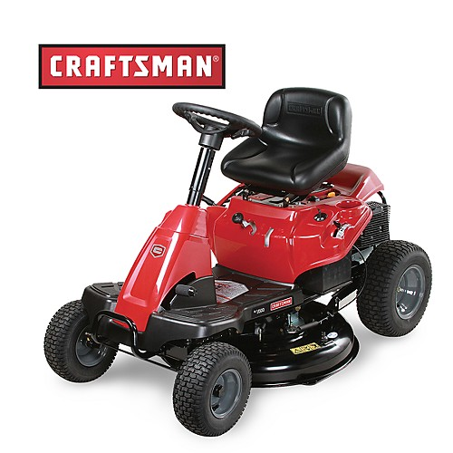 craftsman industrial tractors