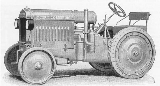 McCormick-Deering 10-20 Industrial - Tractor & Construction Plant Wiki ...