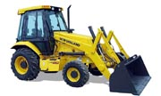 new holland industrial tractors