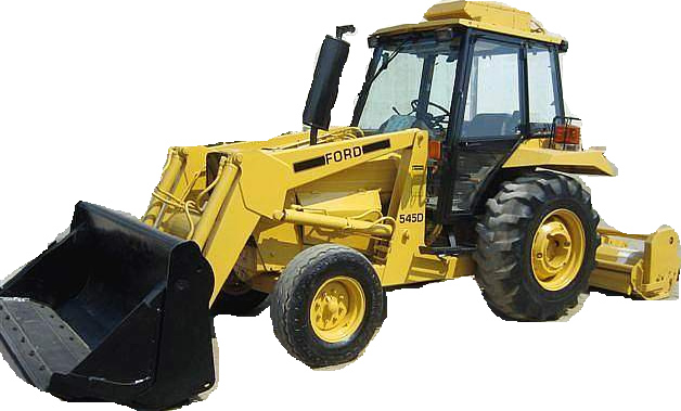 Ford Industrial Equipment | New Holland Industrial Equipment |