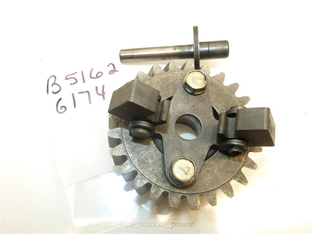 Bolens Iseki TX1500 G172 Tractor KE75 17hp Diesel Engine Governor Gear ...