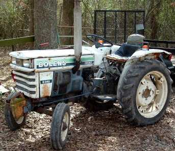 Bolens G242 | Tractor & Construction Plant Wiki | Fandom powered by ...