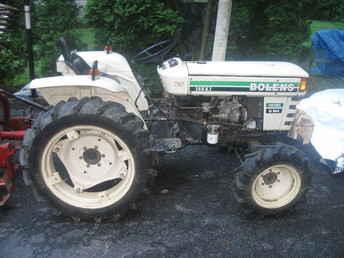 Used Farm Tractors for Sale: Bolens/Iseki G194 (2009-09-02 ...