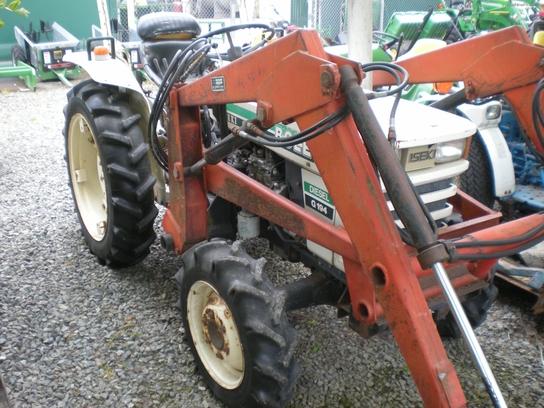 Bolens G194 Tractors - Compact (1-40hp.) - John Deere MachineFinder