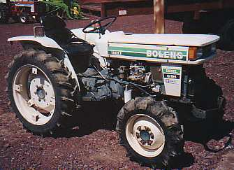 Bolens G194 - Tractor & Construction Plant Wiki - The classic vehicle ...