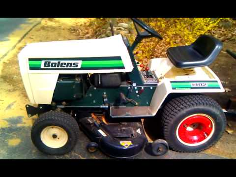 Bolens G194 Tractor For Sale | Autos Post