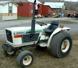 Bolens G212 - Tractor & Construction Plant Wiki - The classic vehicle ...