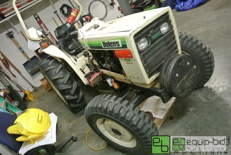 Bolens G274 4WD Compact Tractor | New Items Added! Hallmark ...