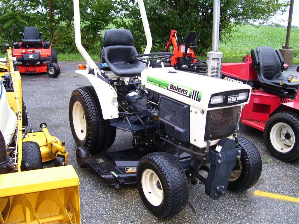 Bolens H1502 Back to Tractors - Compact
