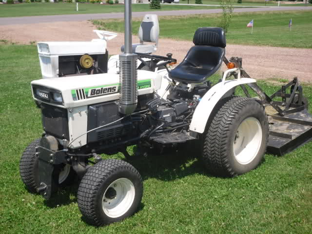Bolens iseki h1502-hst - MyTractorForum.com - The Friendliest Tractor ...