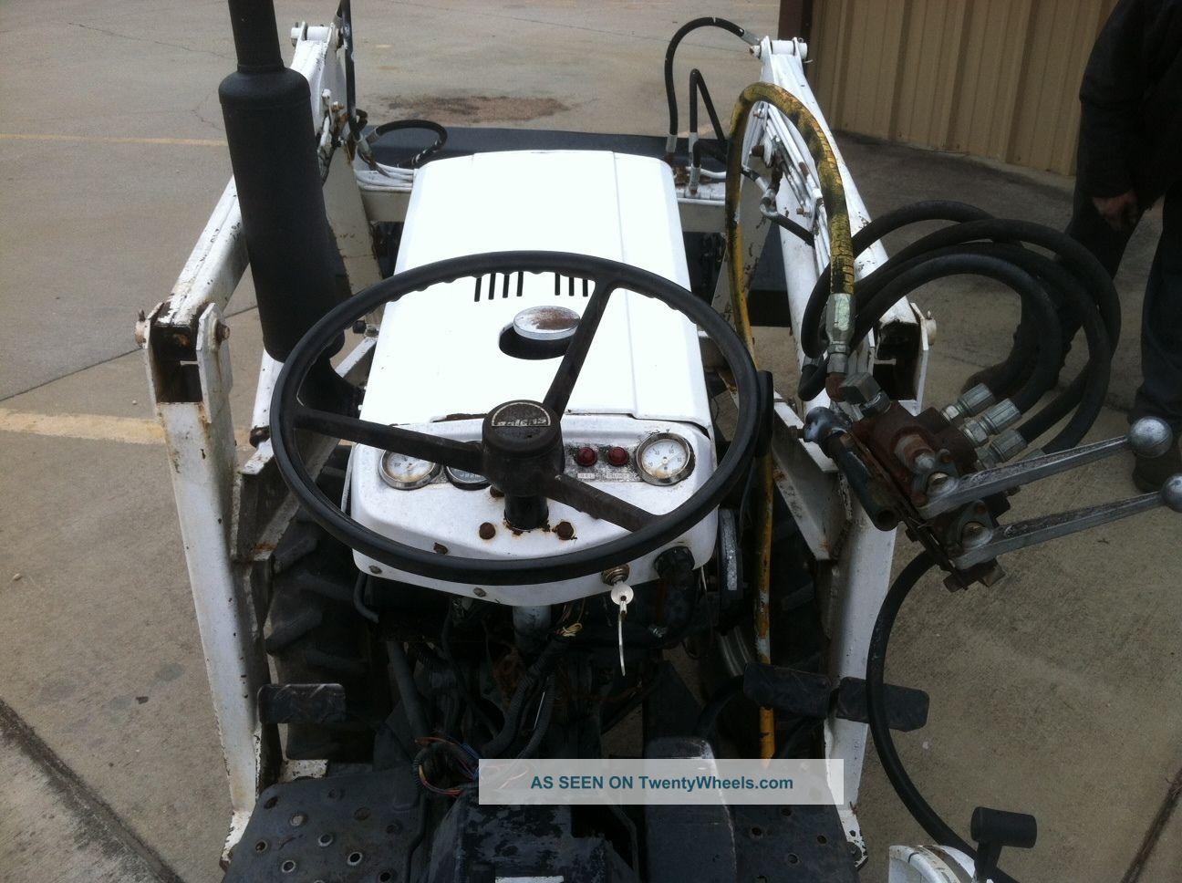 Bolens H1704 Hydrostatic With Fel Tractors photo 4