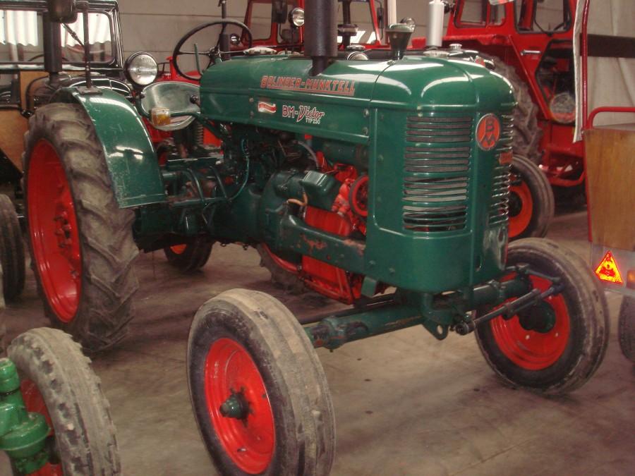 BOLINDER MUNKTELL -VICTOR 230-oldtimer tractoren