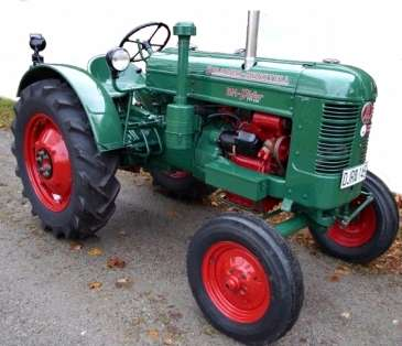 Traktor Bolinder-Munktell 230 Victor - 1956 (15055)