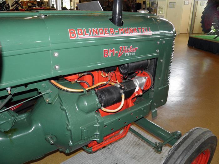 Bolinder-Munktell BM 230 Victor