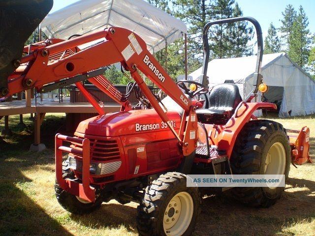 2009 Branson 3510i Tractor Tractors photo