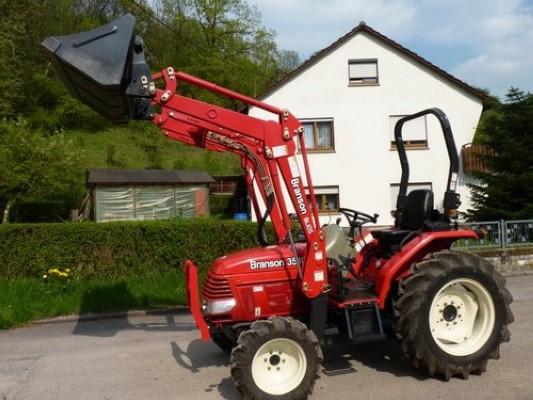 Branson 3510i Zweiradantrieb gebraucht - 16600 Euro | Angebot ...