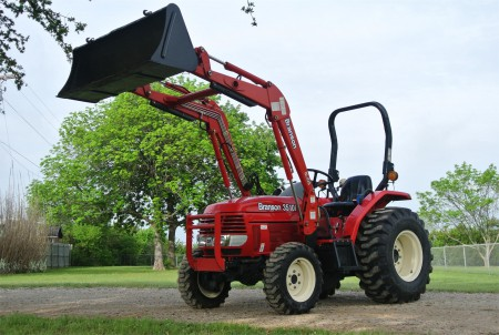 Used 2007 Branson 3510i For Sale $14,995 - Big Red's Equipment ...