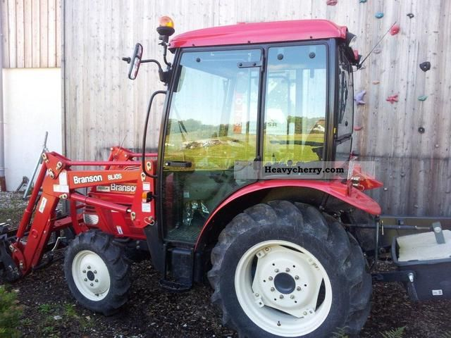 Branson 3510i 2011 Agricultural Tractor Photo and Specs