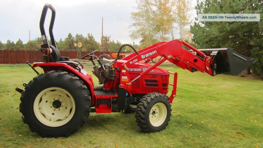 Branson+Tractors+3510 Branson 3510h Tractor, Call Or Text For Best ...