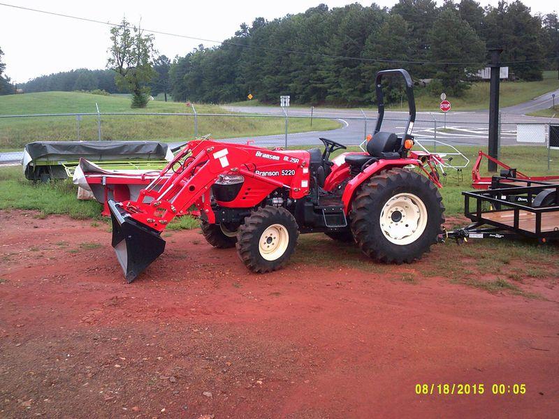 2016 Branson 5220H Tractors for Sale | Fastline
