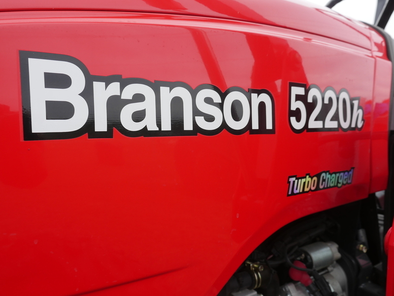 2017 Branson Tractors 5220h, Granbury TX - 116217145 - EquipmentTrader ...