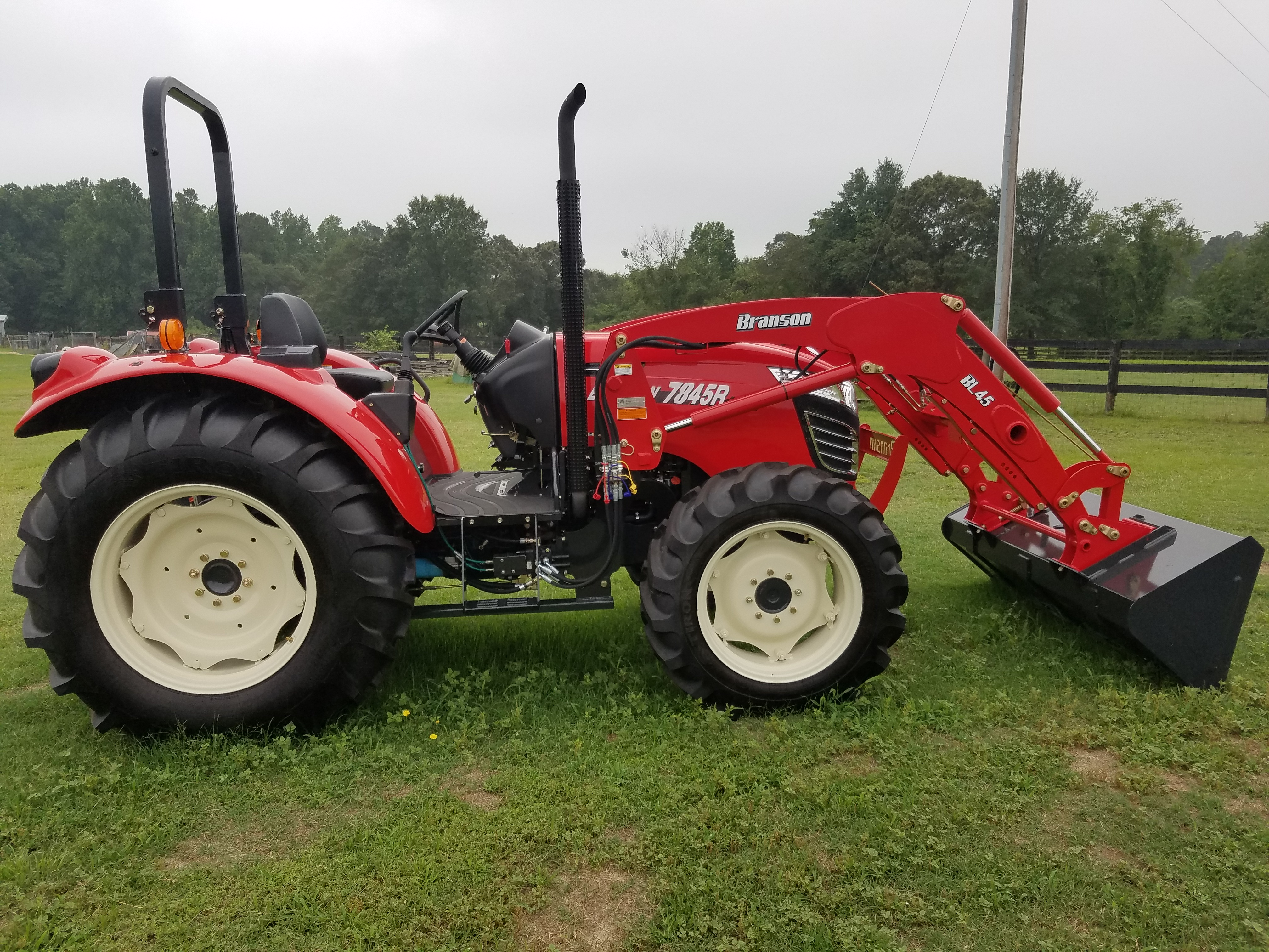Branson 7845R: High Quality Tractor Parts | Expert Tractor Service ...