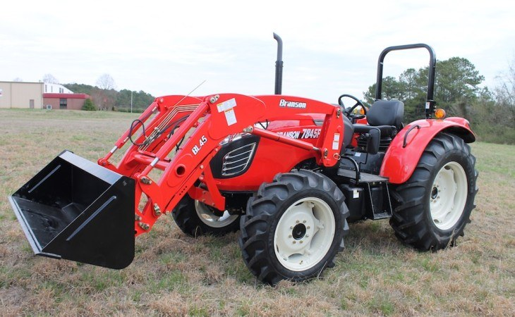 Branson 7845R - Tractors & Implements, Branson 50+ HP | Campway's ...